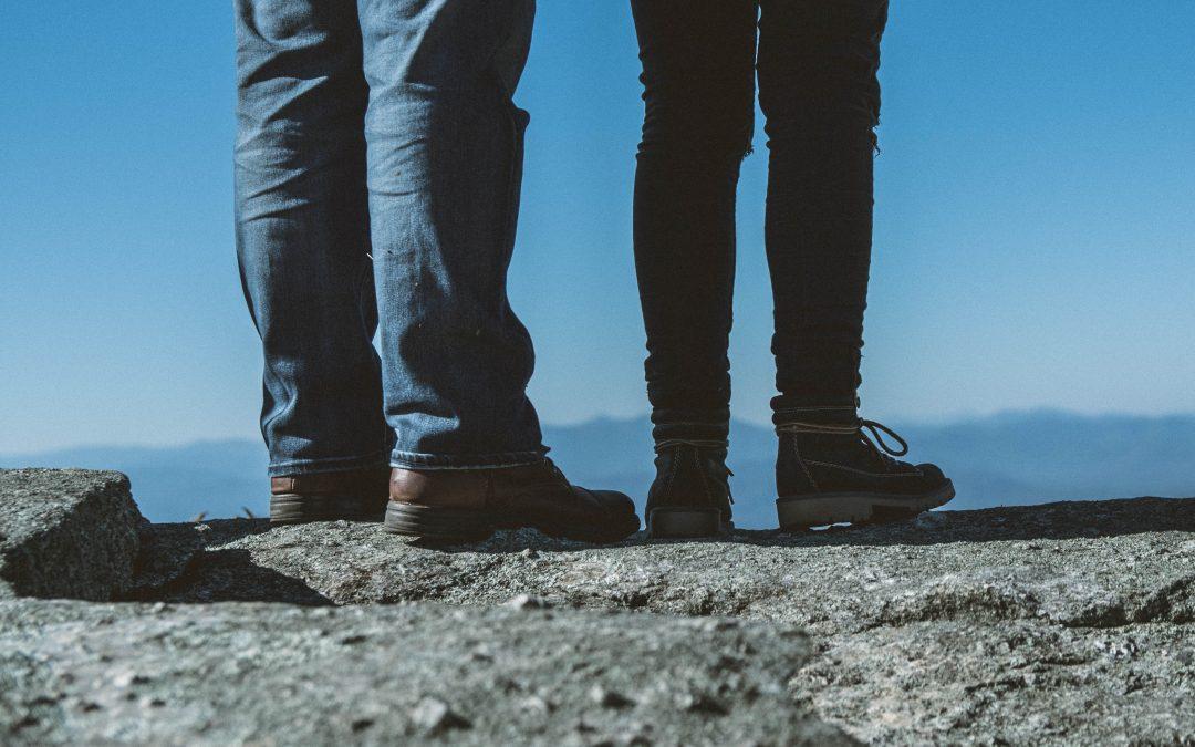 De stappen in een traject bij Balans in Evenwicht